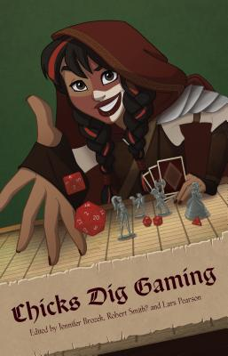 Cover for Chicks Dig Gaming