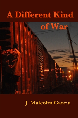 Cover for A Different Kind of War