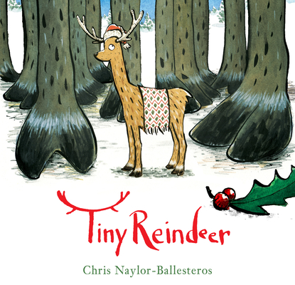 Tiny Reindeer Cover Image