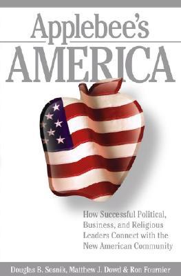 Applebee's America Cover