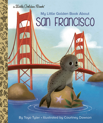 My Little Golden Book About San Francisco Cover Image