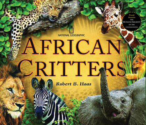 African Critters Cover