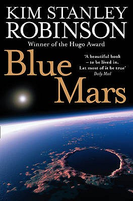 Blue Mars Cover Image