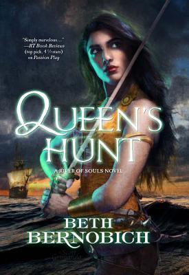 Queen's Hunt: A River of Souls Novel Cover Image