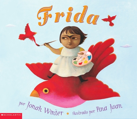 Cover for Frida (Spanish Editiion)