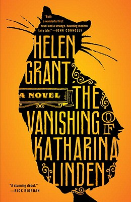 The Vanishing of Katharina Linden Cover