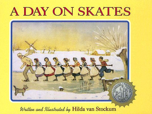 A Day on Skates Cover