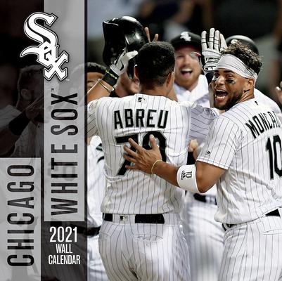 Chicago White Sox 2021 12x12 Team Wall Calendar Cover Image