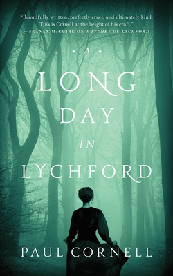 A Long Day in Lychford (Witches of Lychford #3) Cover Image