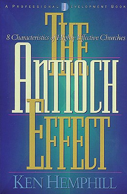 The Antioch Effect Cover