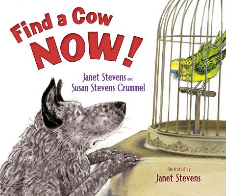 Find a Cow Now! Cover