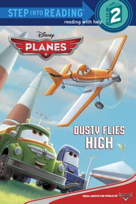 Dusty Flies High Cover