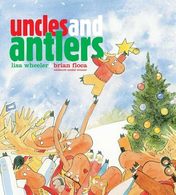 Uncles and Antlers Cover