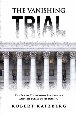 The Vanishing Trial Cover Image