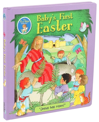 Baby's First Easter (First Bible Collection) Cover Image