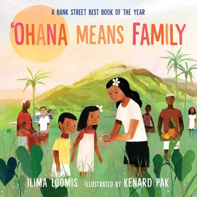 Cover for Ohana Means Family