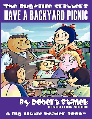 Have a Backyard Picnic: Lass Ladybug's Adventures (Bugville Critters #14) Cover Image