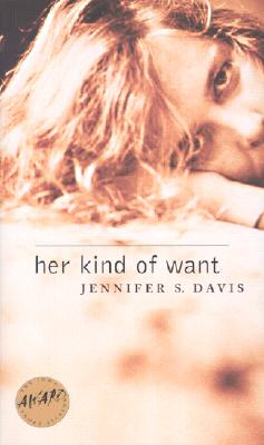 Cover for Her Kind of Want (Iowa Short Fiction Award)