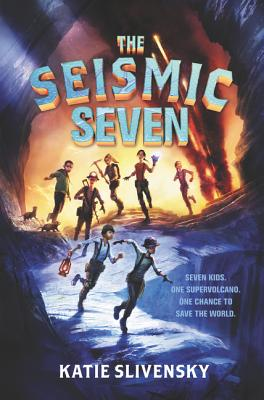 The Seismic Seven Cover Image