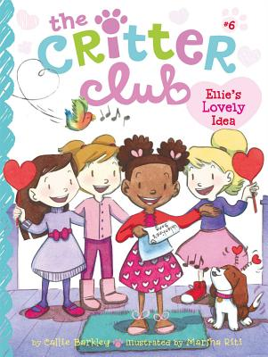 Ellie's Lovely Idea (Critter Club #6) Cover Image