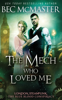 The Mech Who Loved Me Cover Image