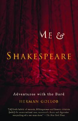 Me and Shakespeare Cover