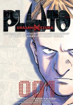 Pluto: Urasawa x Tezuka, Vol. 1 Cover Image
