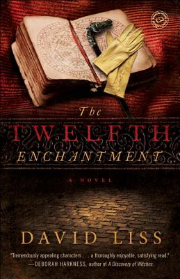 The Twelfth Enchantment: A Novel Cover Image