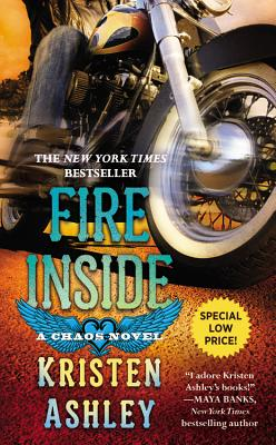 Fire Inside: A Chaos Novel Cover Image