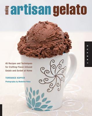 Cover for Making Artisan Gelato