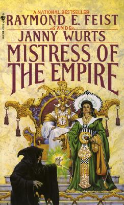 Mistress of the Empire Cover