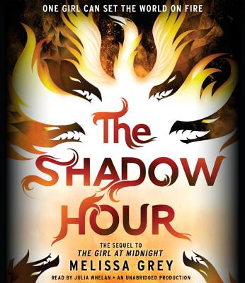 Cover for The Shadow Hour (THE GIRL AT MIDNIGHT #2)