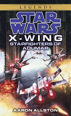 Starfighters of Adumar Cover
