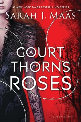 A Court of Thorns and Roses Cover Image