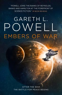 Embers of War Cover Image