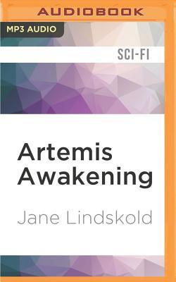 Cover for Artemis Awakening