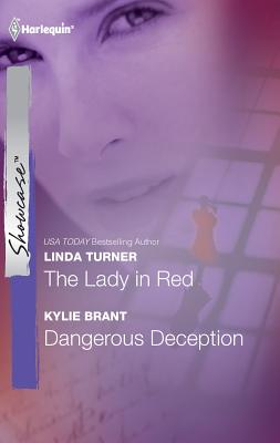 The Lady in Red & Dangerous Deception Cover