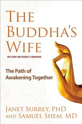 The Buddha's Wife Cover