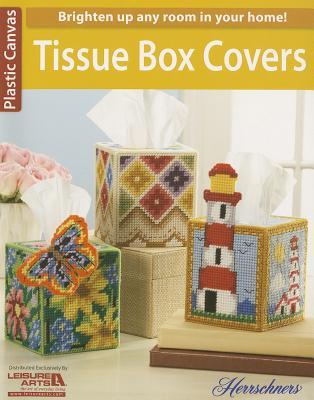 Tissue Box Covers: Plastic Canvas Cover Image