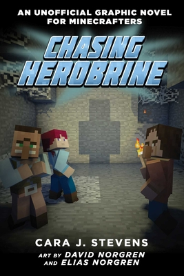 Chasing Herobrine: An Unofficial Graphic Novel for Minecrafters, #5 Cover Image