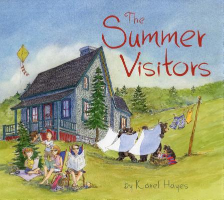 The Summer Visitors Cover