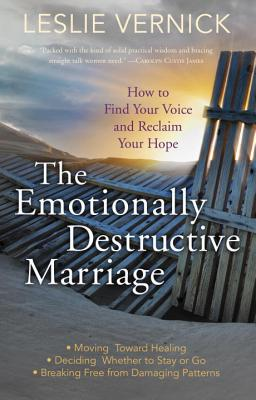 The Emotionally Destructive Marriage Cover