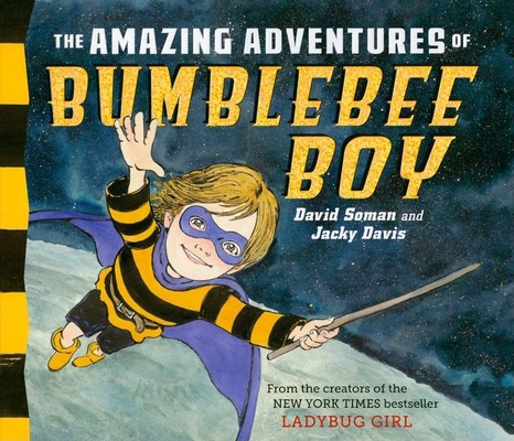 The Amazing Adventures of Bumblebee Boy Cover