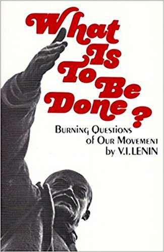 What Is To Be Done Cover Image