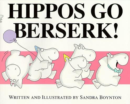 Cover for Hippos Go Berserk!