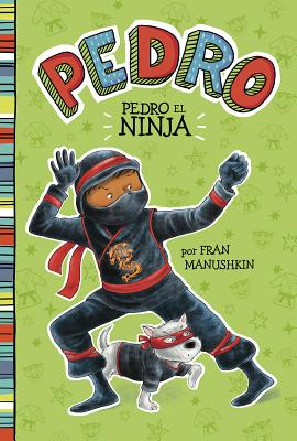 Pedro el Ninja Cover Image
