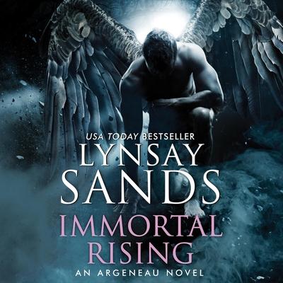 Immortal Rising (Argeneau #34) Cover Image