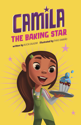 Camila the Baking Star Cover Image