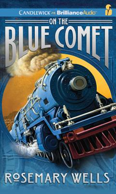 On the Blue Comet Cover Image