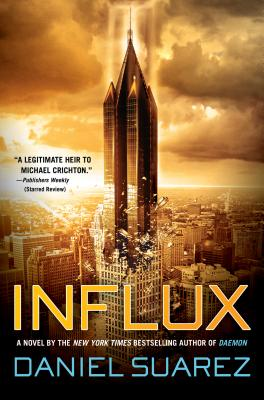 Influx Cover
